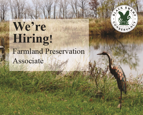 We're Hiring: Farmland Preservation Associate featured image