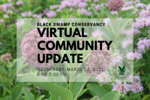 Black Swamp Conservancy to Hold Virtual Community Update